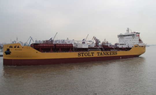 Marine tanker extends service life with high-quality coating system